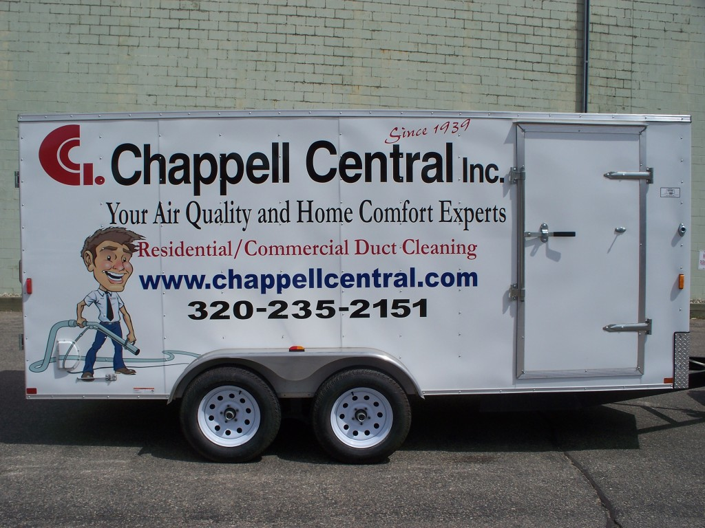 chappell central air duct cleaning